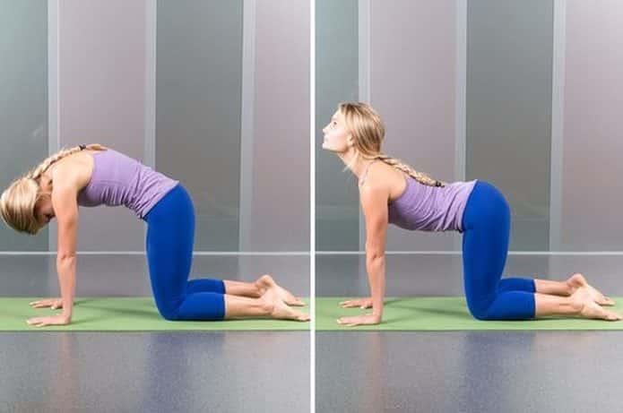 11 grundläggande yogaställningar som alla borde öva på