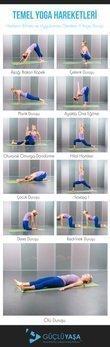 Herkesin Pratik Yapması Gereken 11 Temel Yoga Duruşu İnfografik
