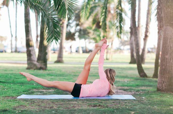 Эти движения сломают ваши мышцы живота - в хорошем смысле!