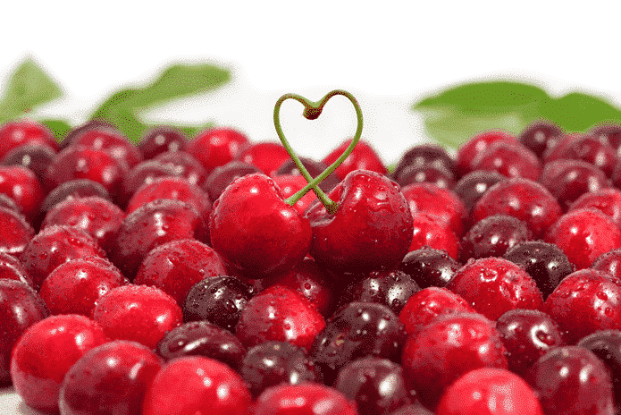 Fruktkörsbär
