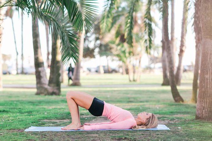 Estos movimientos mejorarán tu trasero.