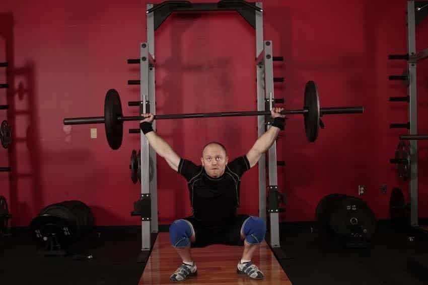 Overhead Squat - Bacak Egzersizleri - GÜÇLÜYAŞA