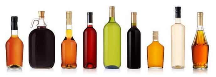 Alkol Şişeleri