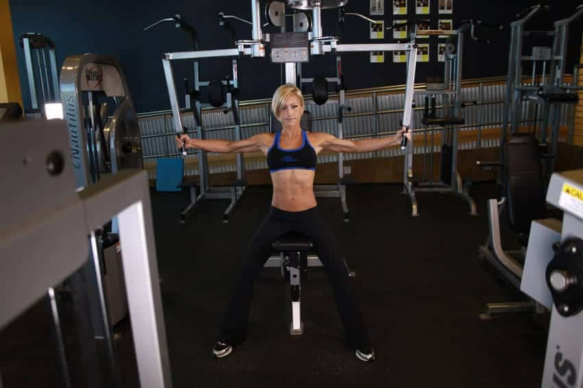 Butterfly (Chest Exercises)