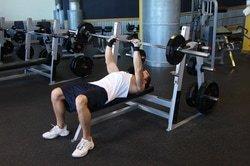 Close-Grip Barbell Bench Press - Trisep Egzersizleri - GÜÇLÜYAŞA