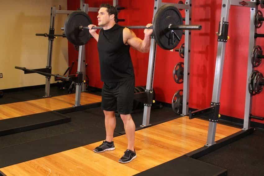 Barbell Full Squat - Bacak Egzersizleri - GÜÇLÜYAŞA