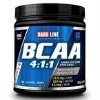 Hardline 4:1:1 BCAA 300 Gr - Online Sporcu Ürünleri Mağazası - Gucluyasa