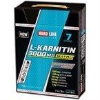 Hardline L-Karnitin Matrix 3000 Mg 7 Ampül - Online Sporcu Ürünleri Mağazası - Güçlüyaşa