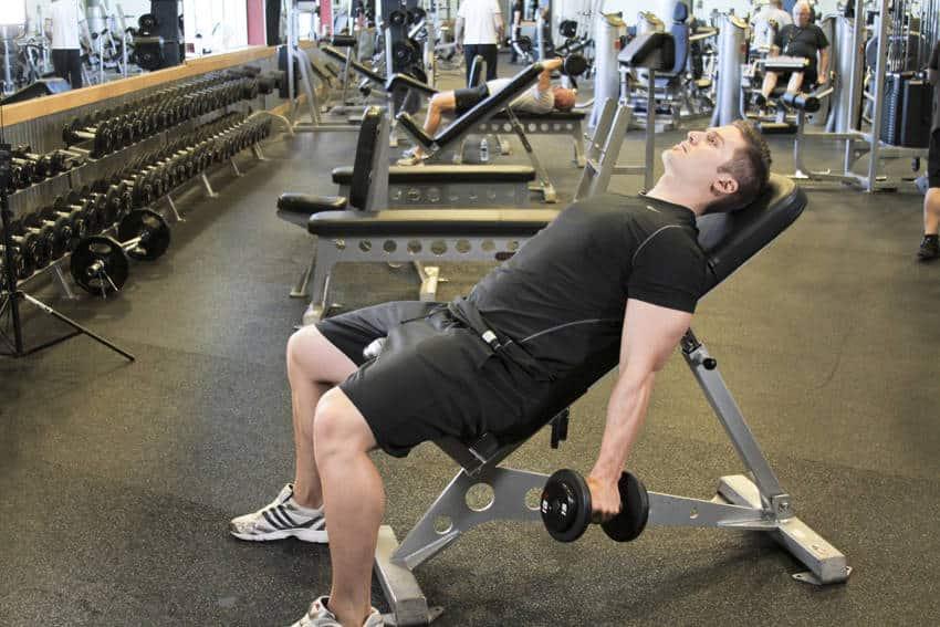Incline Hammer Curl - Bisep Exercises - GÜÇLÜYAŞA