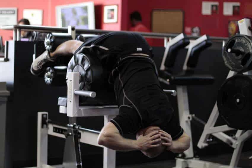 Поднятие глютена с ветчиной - Упражнения для ног - GÜÇLÜYAŞA