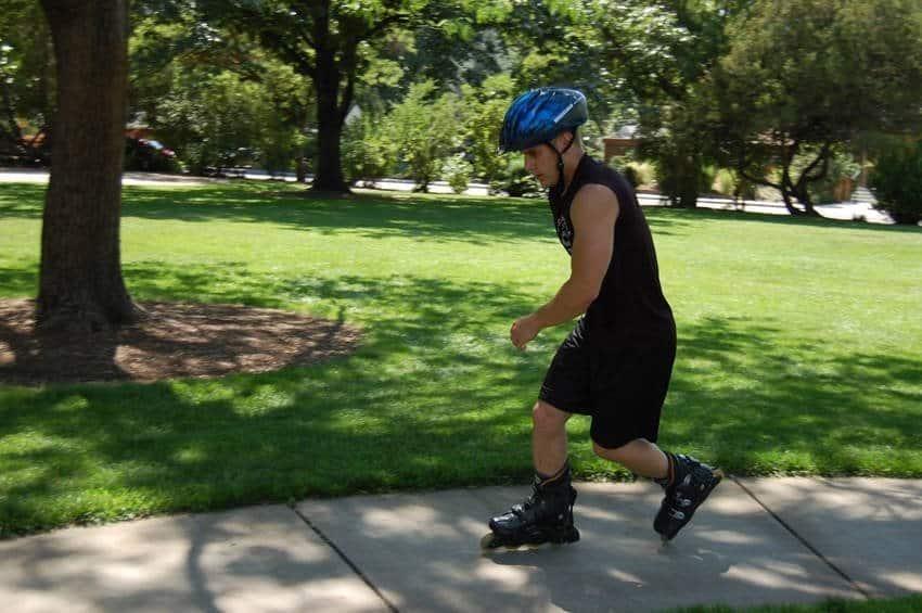 Skating - Bacak Egzersizleri - GÜÇLÜYAŞA