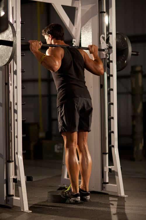 Smith Machine Calf Raise - Bacak Egzersizleri - GÜÇLÜYAŞA
