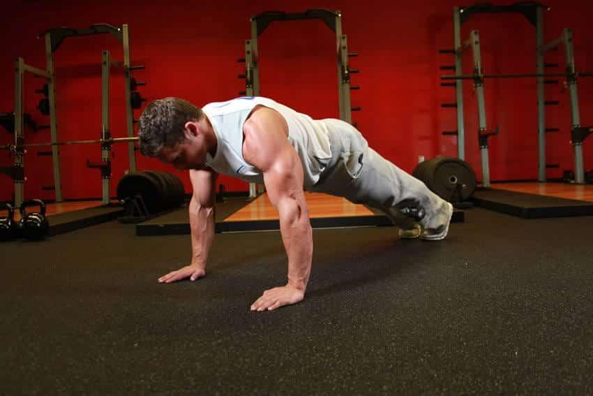 Push-up - Chest Exercises - GÜÇLÜYAŞA