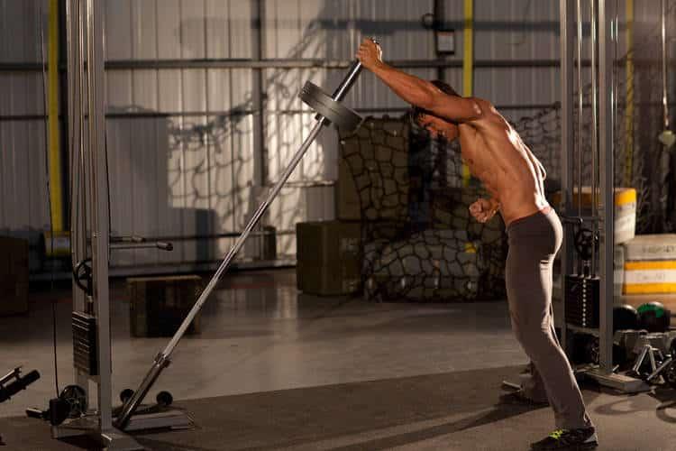 Single-Arm Linear Jammer - Omuz Egzersizleri - GÜÇLÜYAŞA