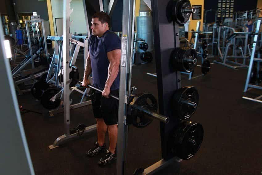 Smith Machine Shrug - Trapez Egzersizleri - GÜÇLÜYAŞA