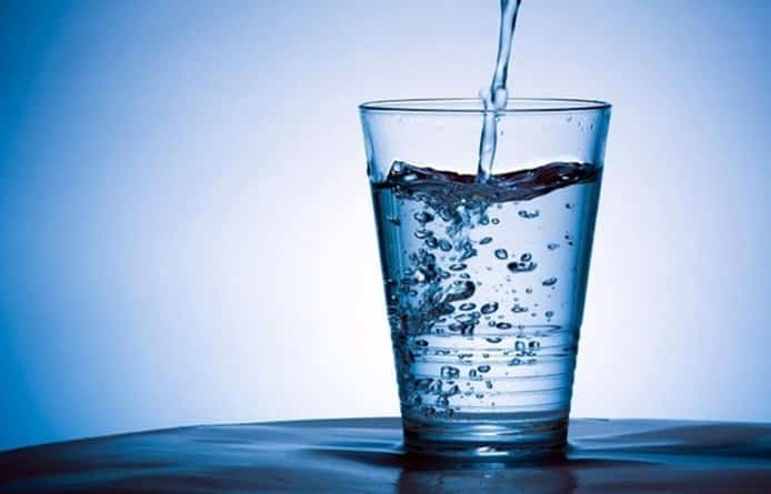 Benefits of Water and Glass of Water