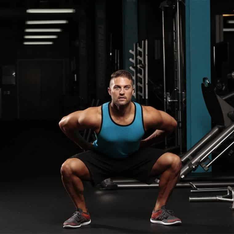 Alien Squat - Упражнения для ног - GÜÇLÜYAŞA